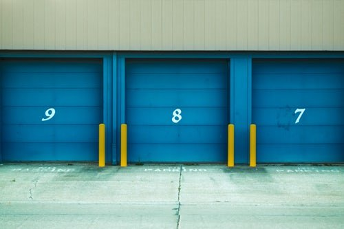 Tips for organizing your storage unit