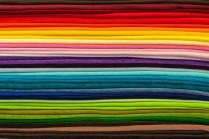 Stockpiled cloths