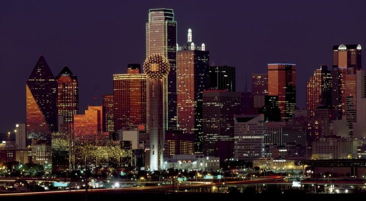 The city of Houston