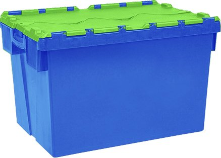 Our green crates will exceed all your expectations.