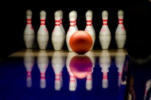 Bowling lane is one of the most fun activities in Lewisville TX