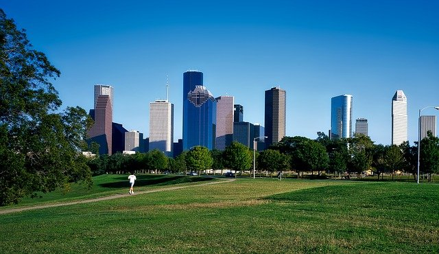 you will pass through Houston with movers The Woodlands TX