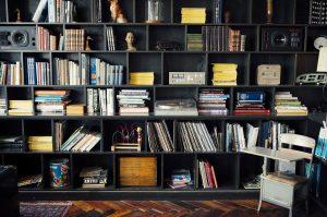 big bookshelf