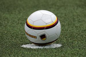 A football to keep kids entertained during a move