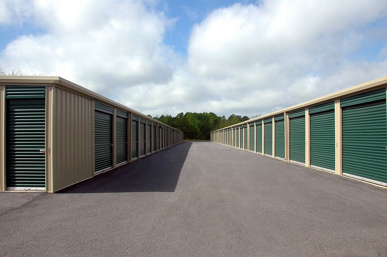 Finding a suitable storage unit in Rockwall: how to