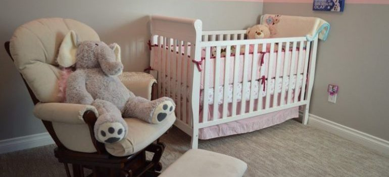 a nursery