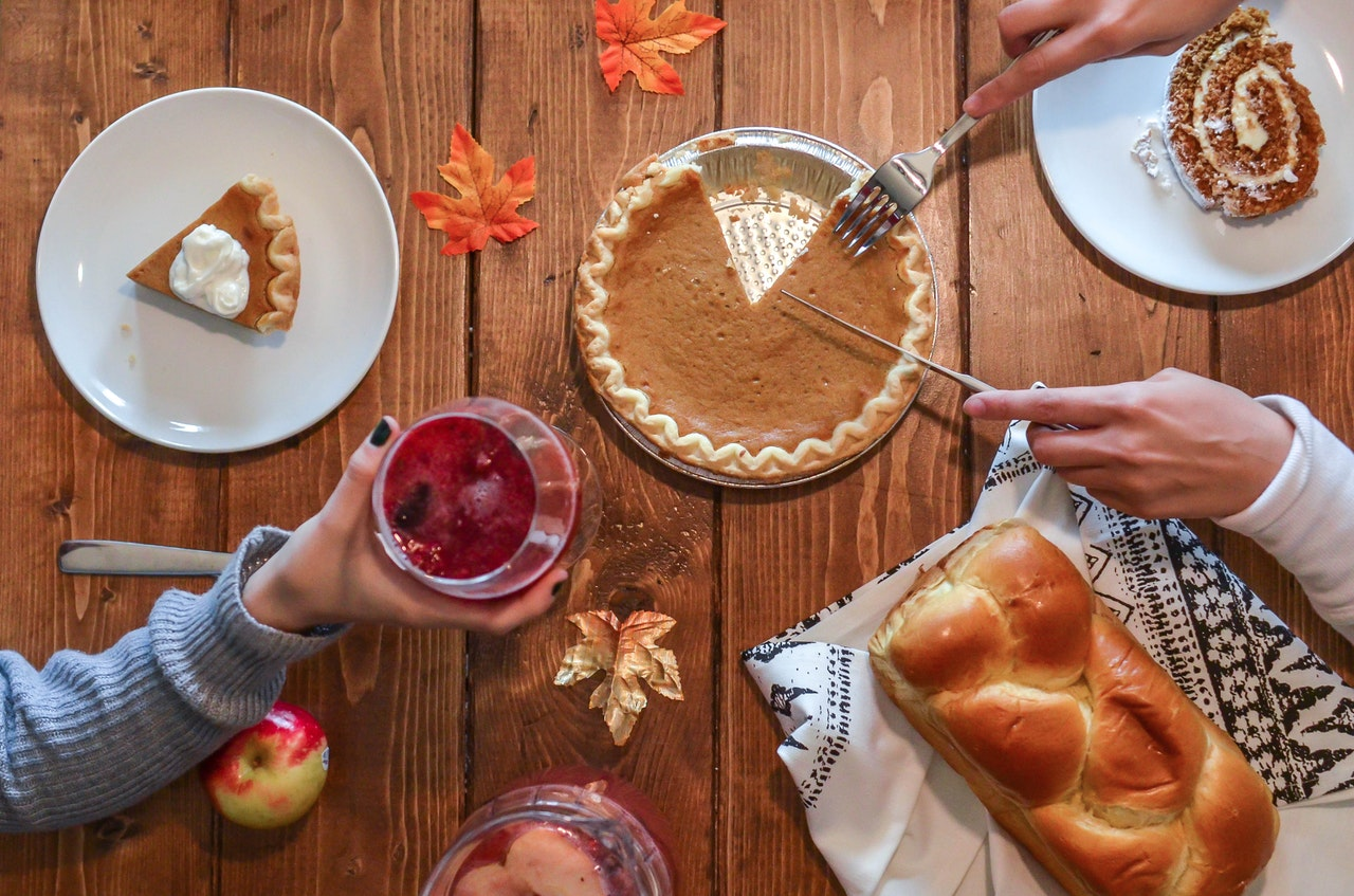 Tips for Moving Around Thanksgiving