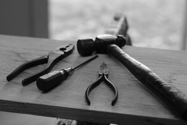 Storing your tools: tips and tricks