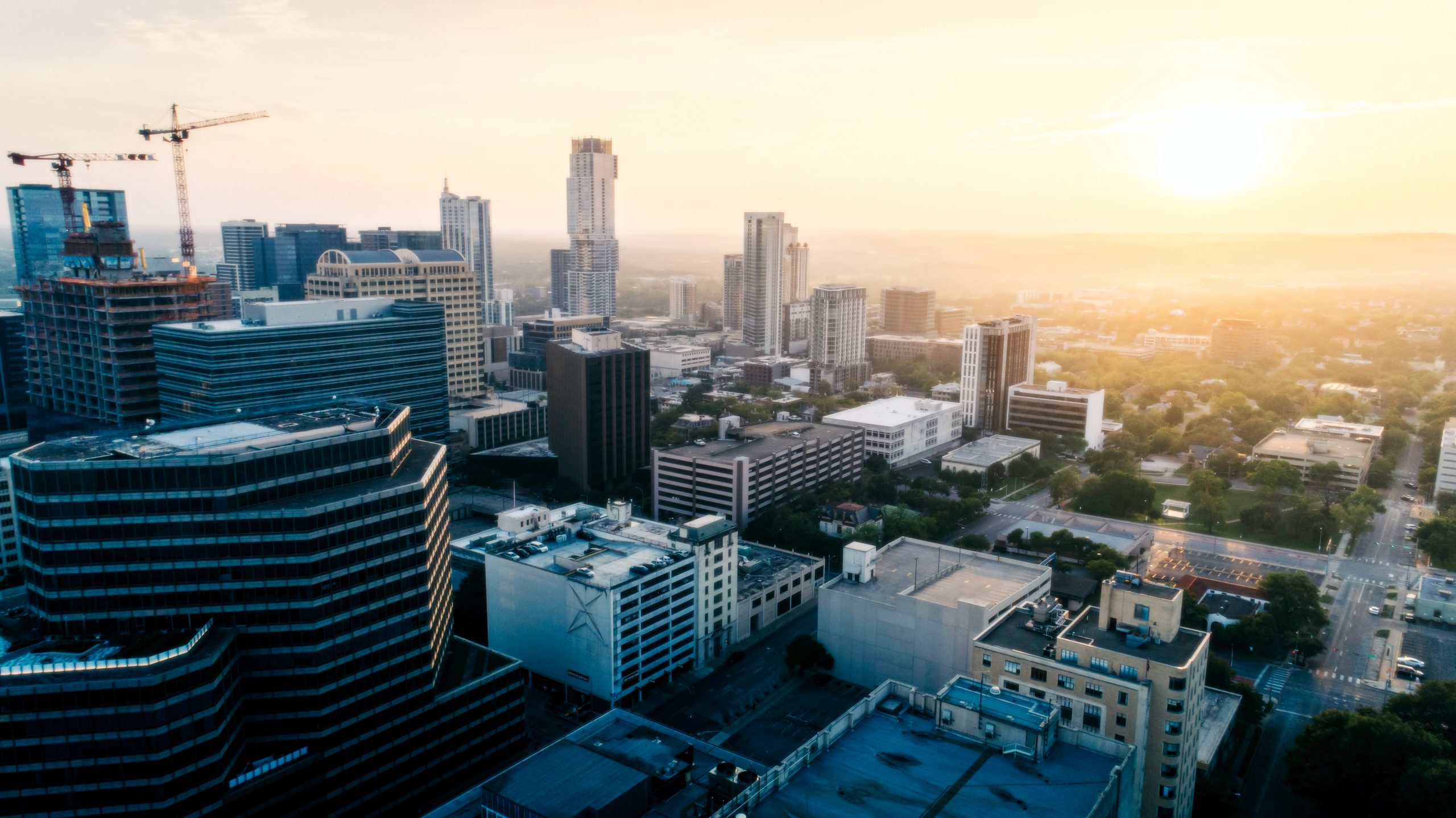 Best places for young professionals in Texas