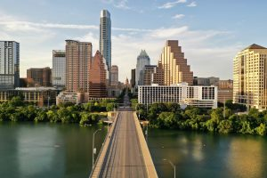 Austin- One of the best places for young people in Texas
