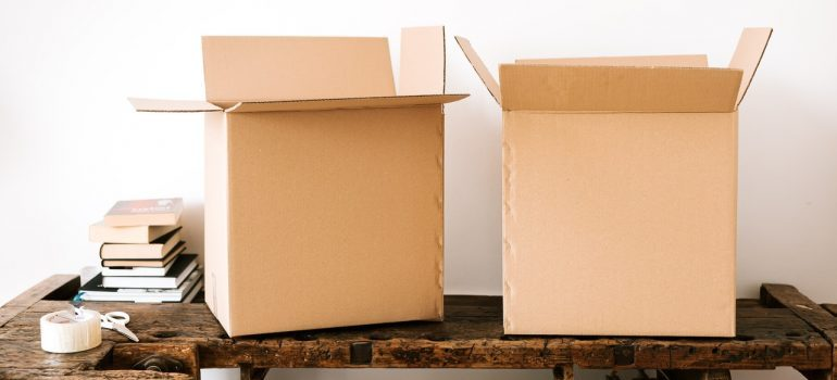 How to organize a small Arlington move in a day