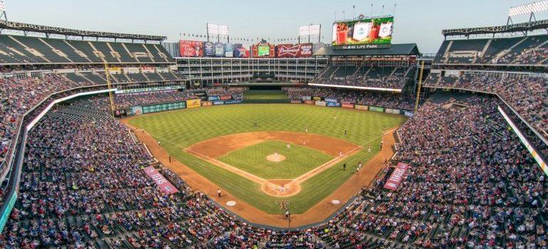 Texas Ranger Baseball Park