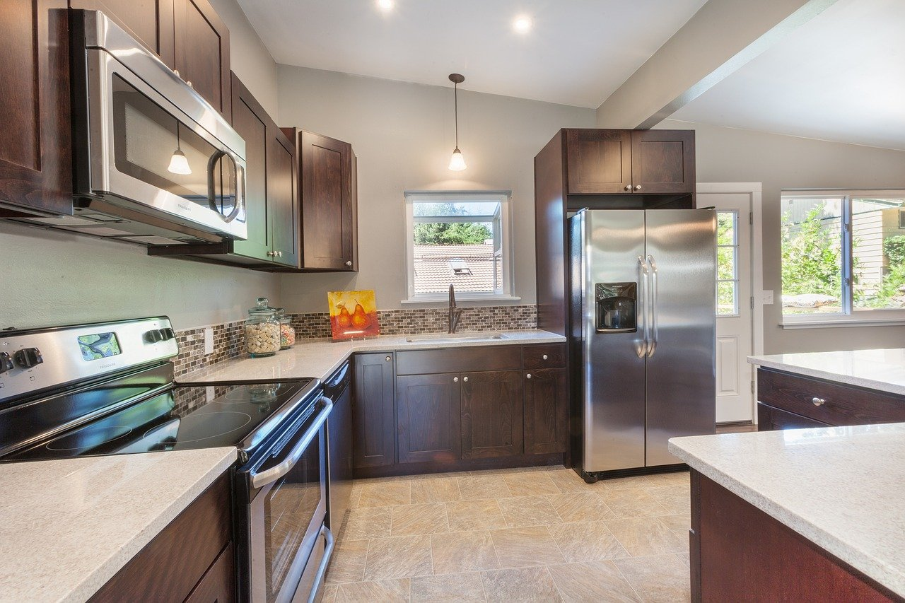 Tips for moving kitchen appliances